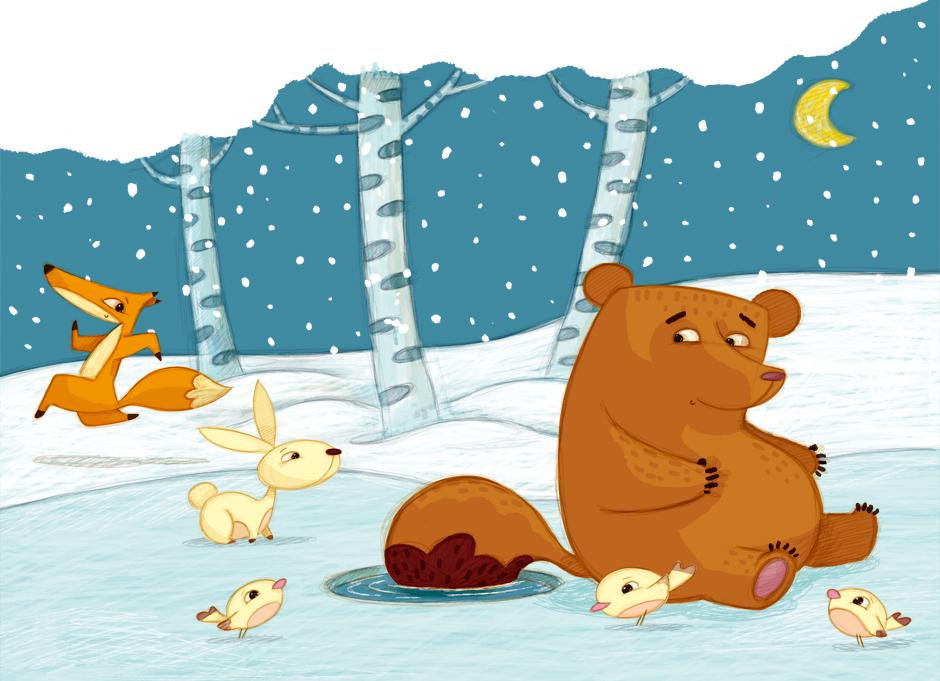 olivier-huette-illustrateur-conte-ours-2