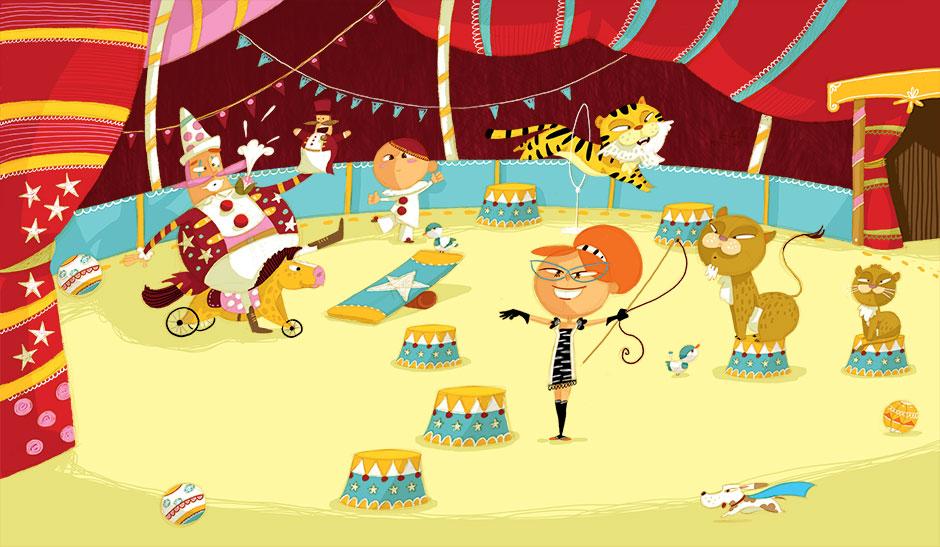 le cirque Rirenfolie