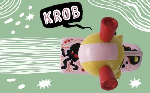 figurine Krob