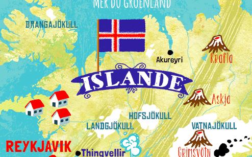olivier huette cartographie islande